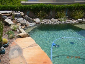 Swimming pools in Tucson and Mesa