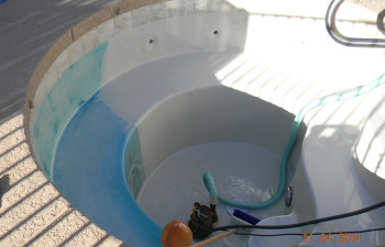 TMC Custom Pool cleaning