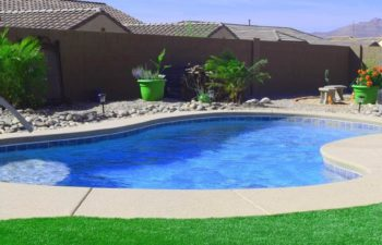 TMC Custom Pool in Arizona